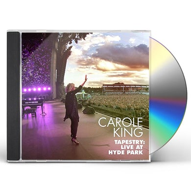 Carole King TAPESTRY: LIVE AT HYDE PARK CD