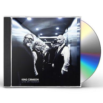 King Crimson LIVE IN JAPAN 2015 / VIENNA 2016 CD
