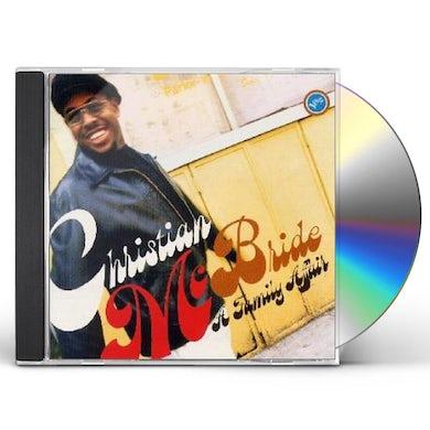 Christian Mcbride FAMILY AFFAIR CD