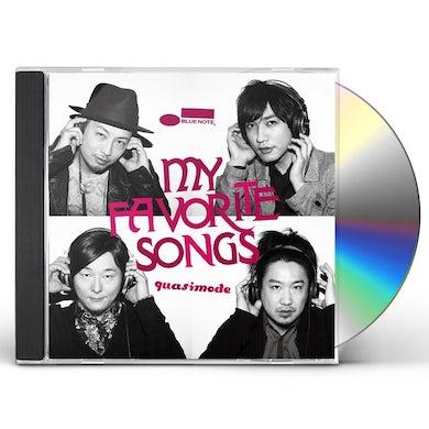 quasimode MY FAVORITE SONGS CD