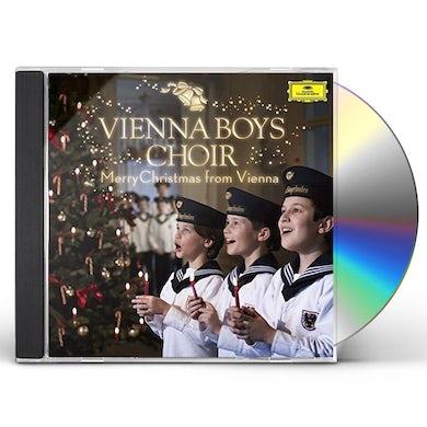 VIENNA BOYS CHOIR SINGS CHRISTMAS CD