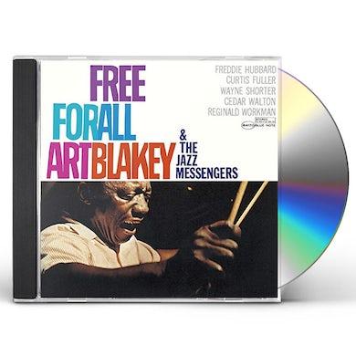 Art Blakey FREE FOR ALL CD