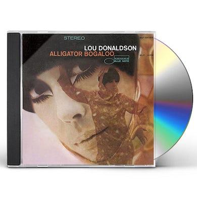Lou Donaldson ALLIGATOR BOGALOO CD