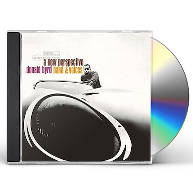 Donald Byrd NEW PERSPECTIVE CD
