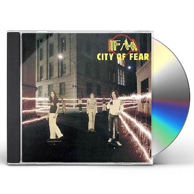 FM  CITY FO FEAR CD