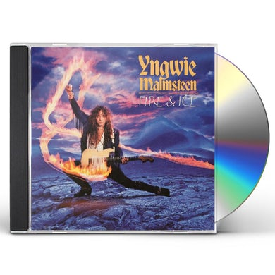 Yngwie Malmsteen FIRE & ICE: EXPANDED EDITION CD