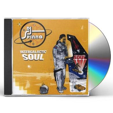 Dj Spinna INTERGALACTIC SOUL CD