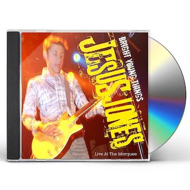Jesus Jones GREATEST HITS LIVE CD