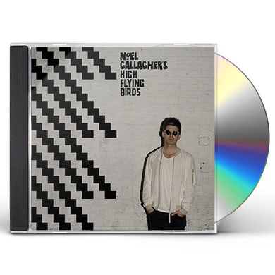 Noel Gallagher CHASING YESTERDAY (DELUXE EDITION) CD