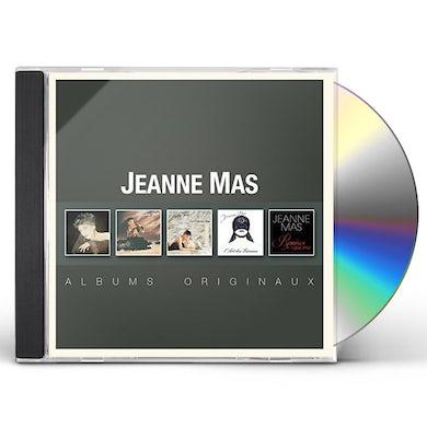 Jeanne mas ORIGINAL ALBUM SERIES CD