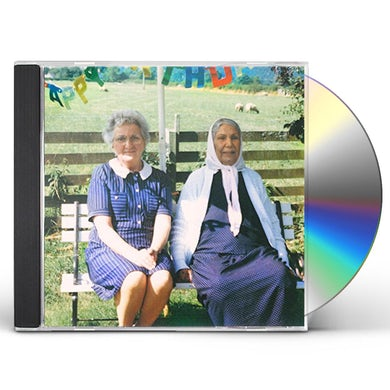 Dauwd THEORY OF COLOURS CD