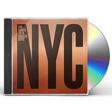 John Digweed LIVE IN BROOKLYN CD