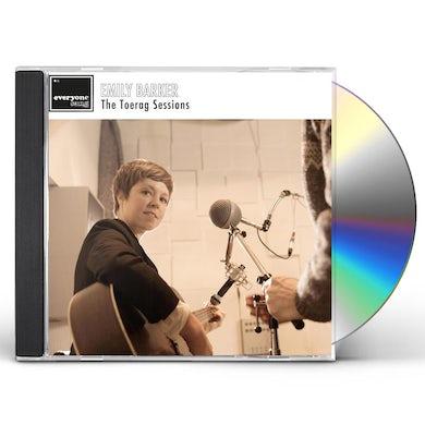 Emily Barker TOERAG SESSIONS CD