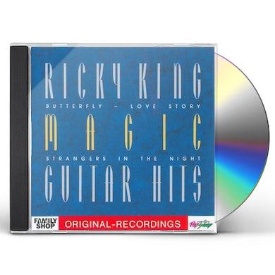 Ricky King MAGIC GUITAR HITS CD