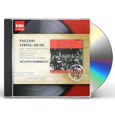 John Barbirolli ENGLISH STRING CD