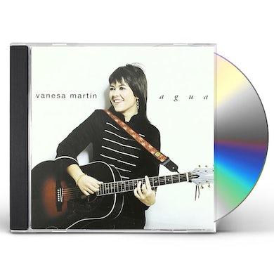Vanesa Martin AGUA CD