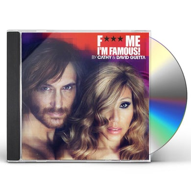 David Guetta FUCK ME I'M FAMOUS 2012 CD