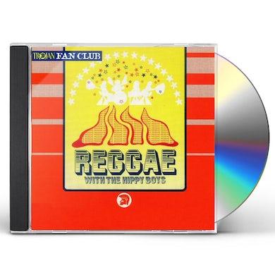 REGGAE WITH THE HIPPY BOYS CD