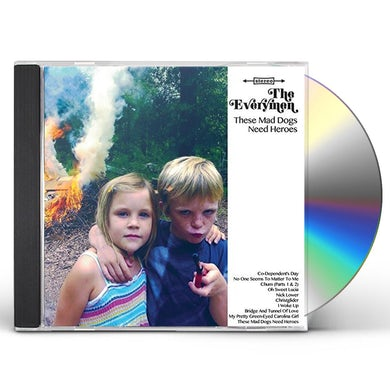 Everymen THESE MAD DOGS NEED HEROES CD