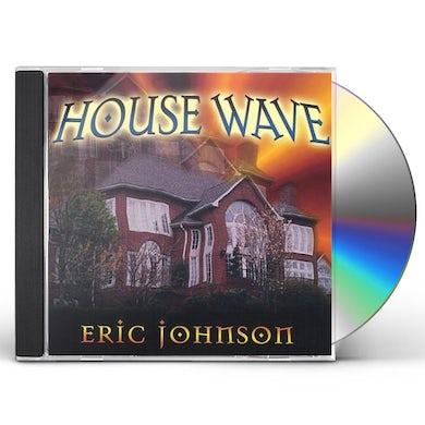 Eric Johnson HOUSE WAVE CD