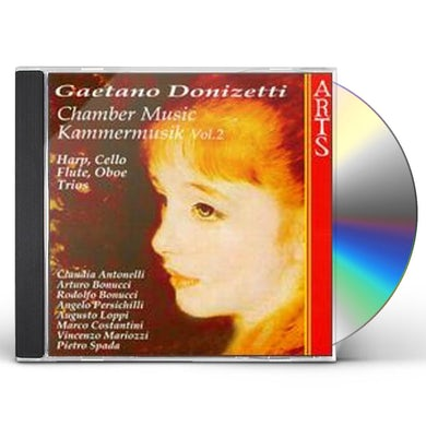 Donizetti CHAMBER MUSIC 2 CD