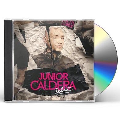Junior Caldera DEBUT CD