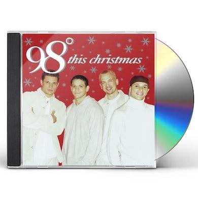 98 Degrees THIS CHRISTMAS CD