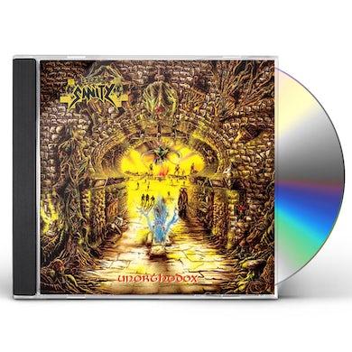 Edge Of Sanity UNORTHODOX CD