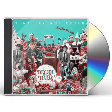 Tenth Avenue North Decade The Halls, Vol. 1 CD
