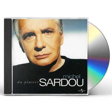 Michel sardou DU PLAISIR CD