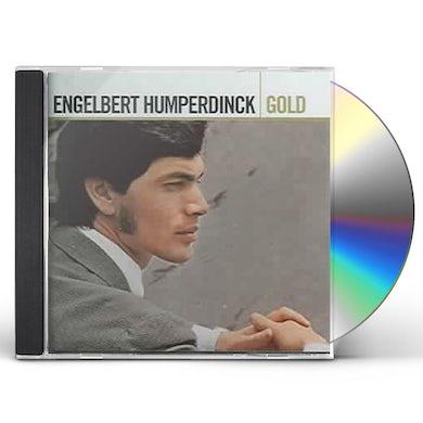 Engelbert Humperdinck GOLD CD