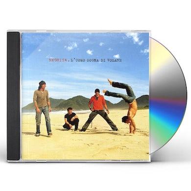 Negrita L'UOMO SOGNA DI VOLARE: SANREMO 2005 CD