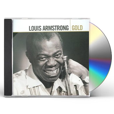 Louis Armstrong GOLD CD