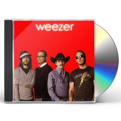 WEEZER (RED ALBUM) CD