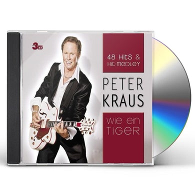 Peter Kraus WIE EIN TIGER CD