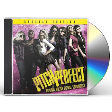 Soundtrack Pitch Perfect (Special Edition) CD