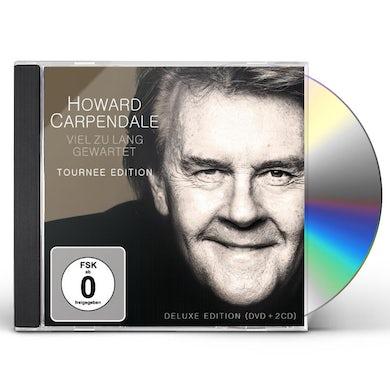 Howard Carpendale VIEL ZU LANG GEWARTET CD