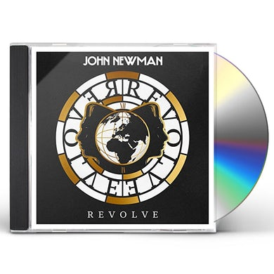 John Newman REVOLVE CD