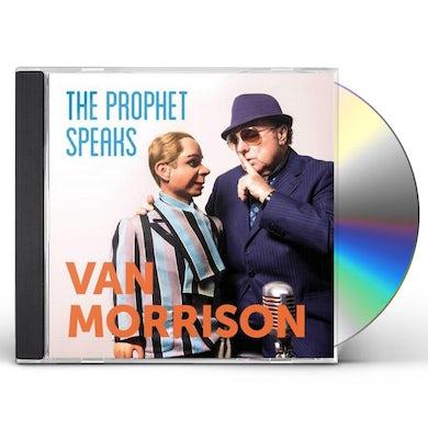 Van Morrison PROPHET SPEAKS CD