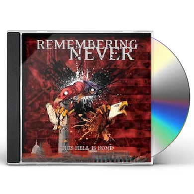 Remembering Never THIS HELL IS HOME CD
