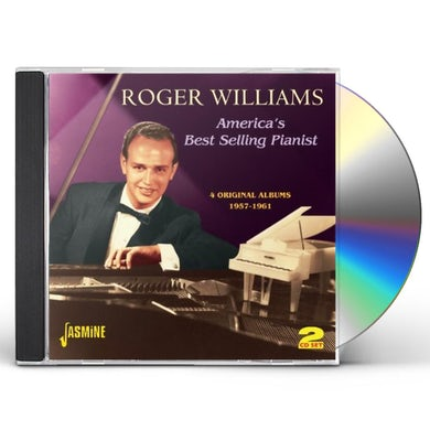 Roger Williams AMERICA'S BEST SELLING CD