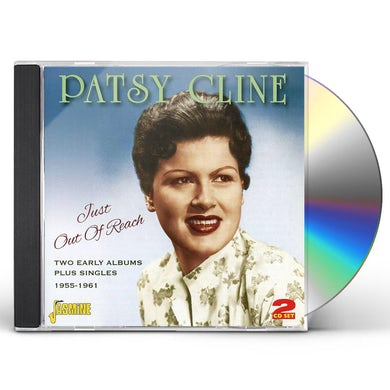Patsy Cline JUST OUT OF REACH CD