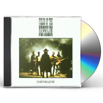 Fields of the Nephilim DAWNRAZOR CD