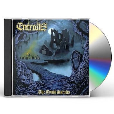 Entrails TOMB AWAITS CD