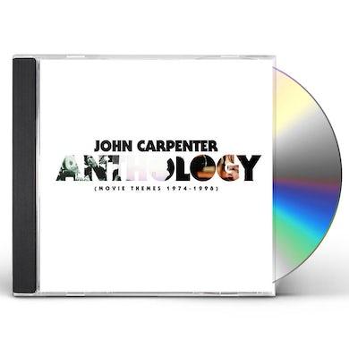John Carpenter ANTHOLOGY: MOVIE THEMES 1974-1998 - Original Soundtrack CD