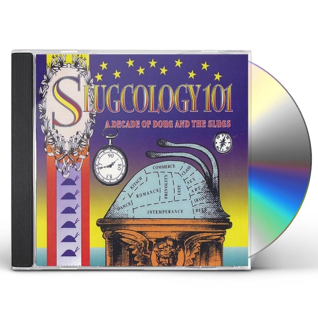 Doug & The Slugs SLUGCOLOGY 101 CD