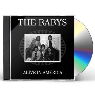 Babys ALIVE IN AMERICA CD
