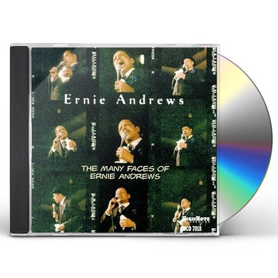 MANY FACES OF ERNIE ANDREWS CD