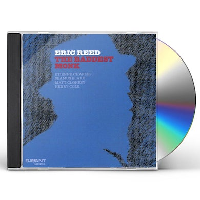 Eric Reed BADDEST MONK CD