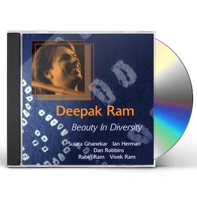 Deepak Ram BEAUTY IN DIVERSITY CD